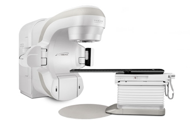Universal Couchtop™ Long Extension on Varian TrueBeam™ and VitalBeam™ Radiotherapy System