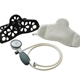 Wide Respiratory Plate with ComfortCare™ Cushion