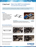 Body Pro-Lok Rails-Only Exact/IGRT Style Couchtops Sales Sheet